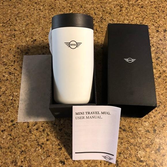 MINI Cooper Other | Travel Mug | Poshmark